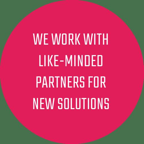 like-minded partners