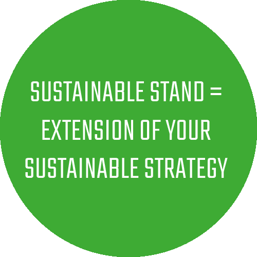 Sustainable stand and strategy